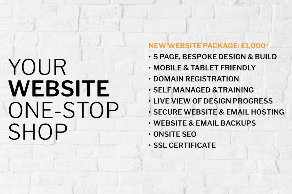 Your website one-stop shop